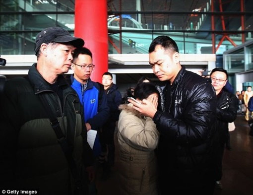 Malaysia MH370 Missing - Family Members Photo 5