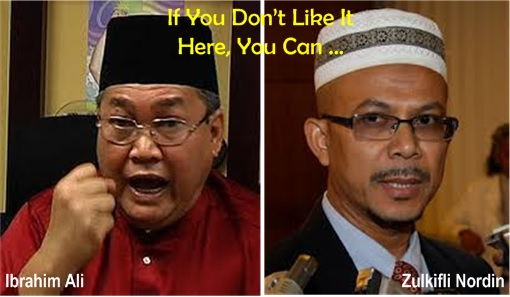 Malaysia MH370 Missing - Ibrahim Ali and Zulkifli Nordin