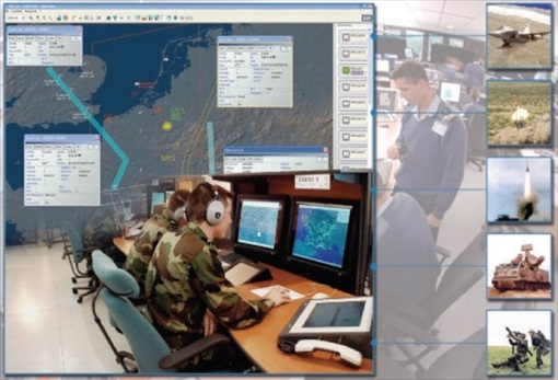 Malaysia MH370 Missing - Malaysia ThalesRaytheon Command and Control centre