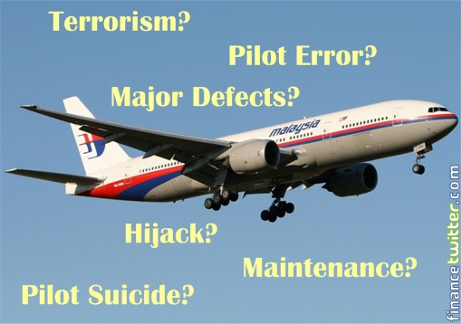 Missing Jet - Malaysia Crisis Management in Chaos?