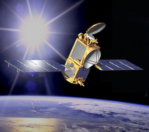 Malaysia MH370 Missing - Satellite