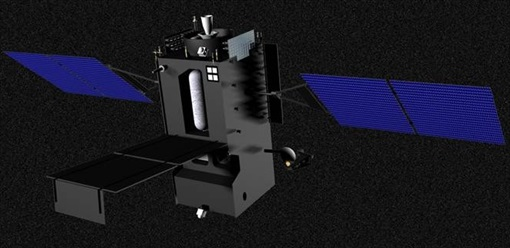 Malaysia MH370 Missing - Space Based Infrared (SBIR) system satellite