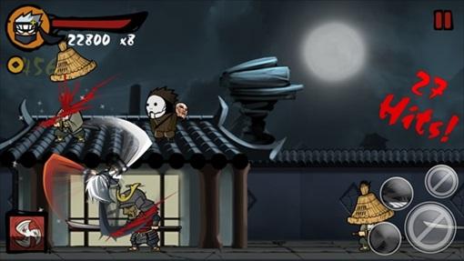 Vietnam Mobile Start-ups - DivMob Ninja Revenge