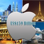 Apple Has More Cash Than Malaysia, France & Dozens Other Countries