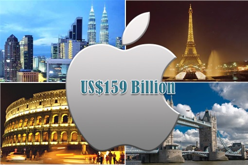 Apple Cash More Than Malaysia France UK Italy