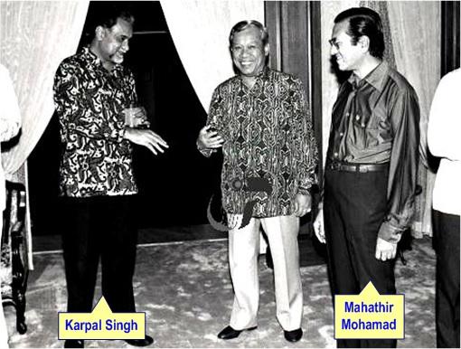 Karpal Singh Dies - Mahathir