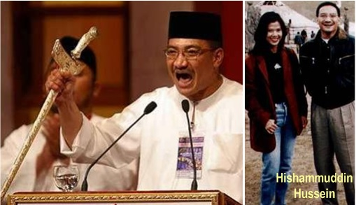 Missing MH370 - Hishammuddin Hussein Girlfriend