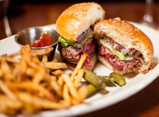 American Best Hamburger - Chez FonFon