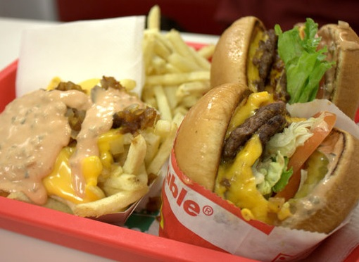 American Best Hamburger - In-N-Out Burger