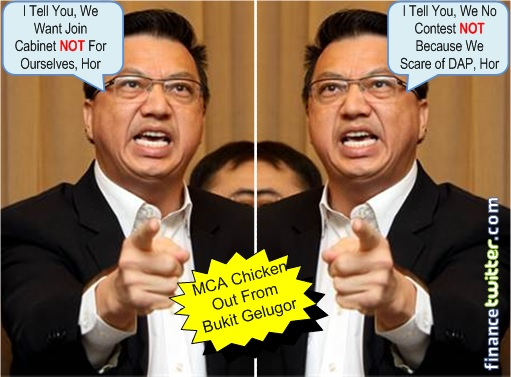 PAS Hudud Law - MCA Chicken Out from Bukit Gelugor