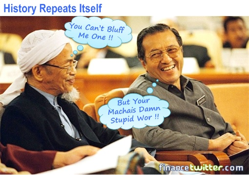 PAS Hudud Law - Stupidity Repeats Itself