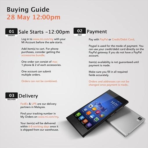Xiaomi Malaysia FlashSale - Buying Guide