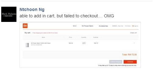 Xiaomi Malaysia FlashSale Gimmick - 9