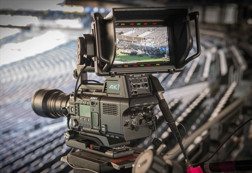 2014 FIFA World Cup High-Tech - 4K Resolution Broadcasting