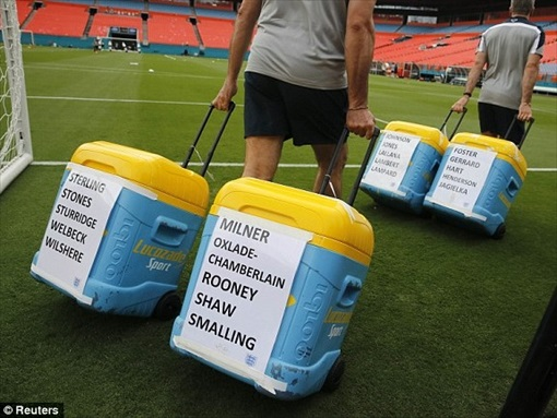 2014 FIFA World Cup High-Tech - Customized Electrolytes Drink