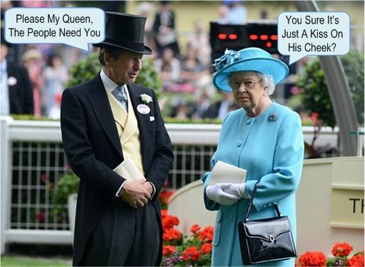2014 FIFA World Cup - Mario Balotelli Wants UK Queen Kiss 3