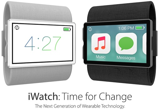 Apple iWatch - Wearable SmartWatch