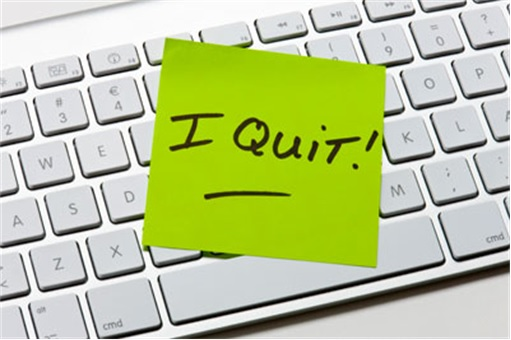 Change Jobs Every Two Years - Quit Job