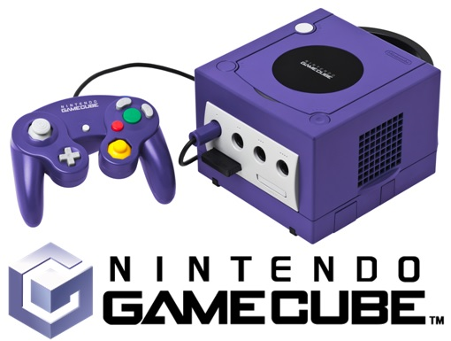 Secret and Hidden Message in Logo - Nintendo GameCube