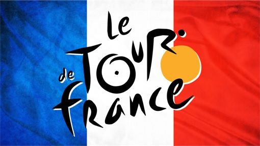 Secret and Hidden Message in Logo - Tour de France