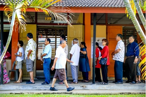 Teluk Intan - 2014 by-Election Voting Centers
