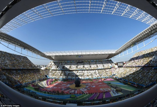 World Cup 2014 Brazil - Opening Ceremony - Corinthians Arena