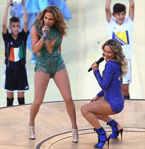 World Cup 2014 Brazil - Opening Ceremony - Jennifer Lopez 3