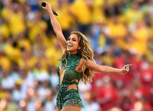 World Cup 2014 Brazil - Opening Ceremony - Jennifer Lopez 4