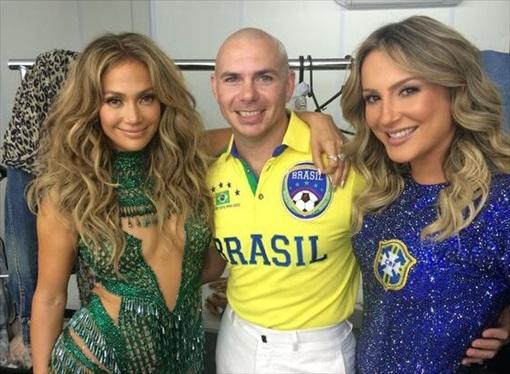 World Cup 2014 Brazil - Opening Ceremony - Jennifer Lopez 8