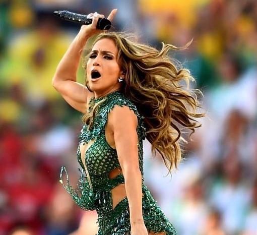 World Cup 2014 Brazil - Opening Ceremony - Jennifer Lopez 9