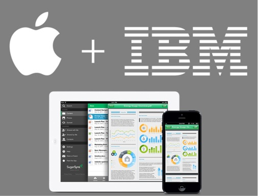 Apple & IBM Announced Exclusive Partnership. Here's Tim Cook's Memo To Employees