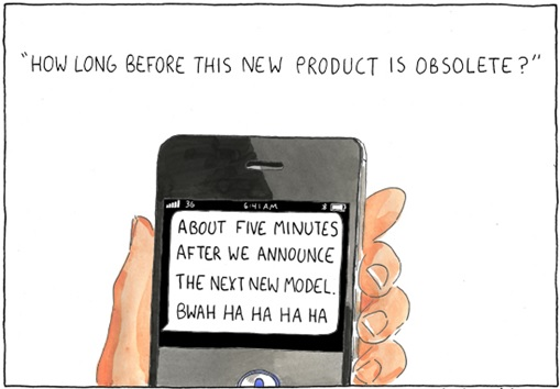 How long iPhone Becomes Obsolete