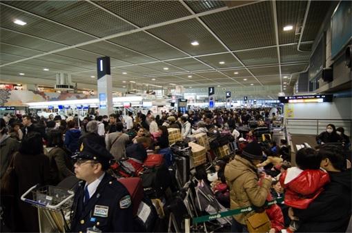 Japan Nine Hours Capsule Hotels - Narita Airport Terminal 2