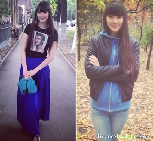 Kazakhstan Sabina Altynbekova - Volleyball Player Babe - casual wear skirt and jacket
