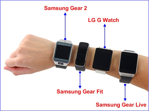 LG G Watch - Compares to Samsung Smartwatch