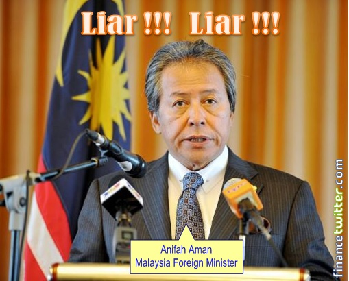 Malaysian Diplomat Rape Case in New Zealand - Foreign Minister Anifah Aman Liar