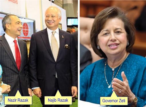 Mega Merger - CIMB Bank and RHB Bank and MBSB - Najib Nazir Razak Governor Zeti