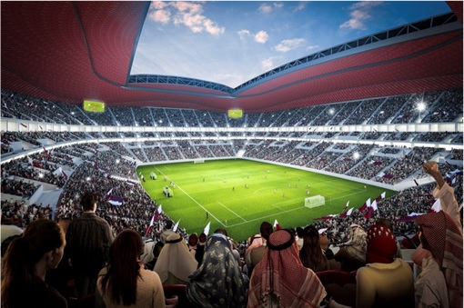 Qatar 2022 World Cup - Al Bayt Stadium - 2