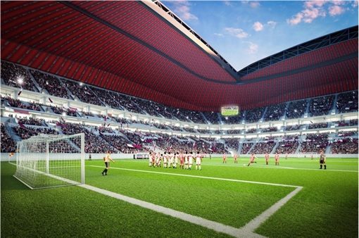 Qatar 2022 World Cup - Al Bayt Stadium - 3