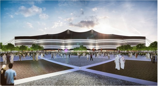 Qatar 2022 World Cup - Al Bayt Stadium - 6
