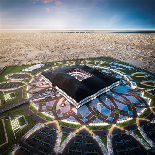 Qatar 2022 World Cup - Al Bayt Stadium - 9
