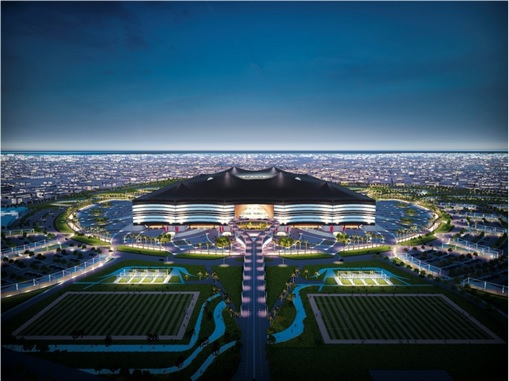 Qatar 2022 World Cup - Al Bayt Stadium