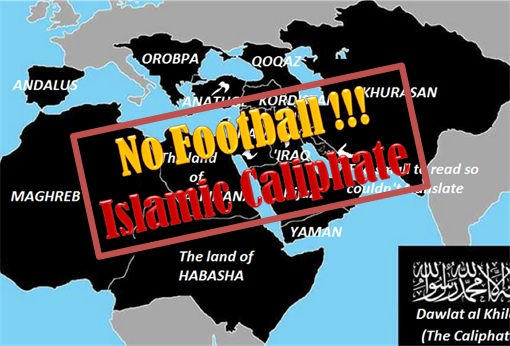 Qatar 2022 World Cup - No Football Under Islamic Caliphate