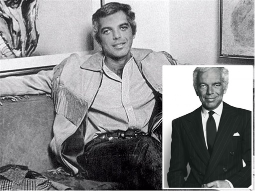 Ralph Lauren Was A Sales Assistant