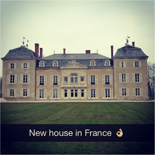 Rich Kids of SnapChat - New House in France