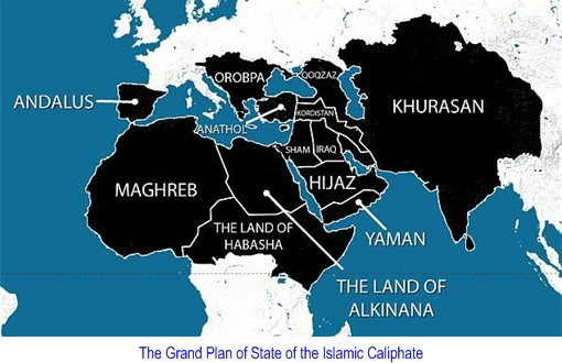 World's Most Powerful Passport - State of the Islamic Caliphate - Grand Plan