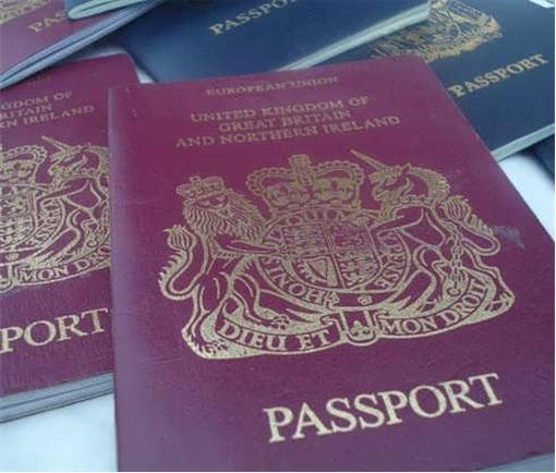 World's Most Powerful Passport - United Kingdom Passport