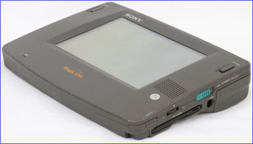 1994 - Sony Introduces Its First PDA