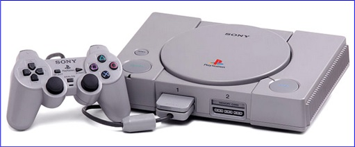 1994 - Sony Released First PlayStation