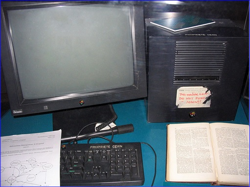 1994 - WWW Was Created Using NeXT Computer